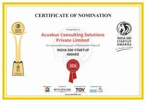 India 5000 Business & Individual Nominations